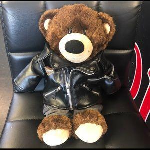 HARLEY DAVIDSON TEDDY BEAR ❤️❤️